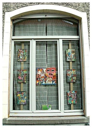 Les fen tres qui parlent exposition villeneuve d 39 ascq for Mettre des barreaux aux fenetres