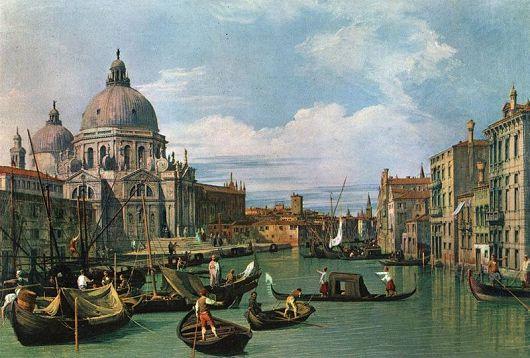 Canaletto peintre