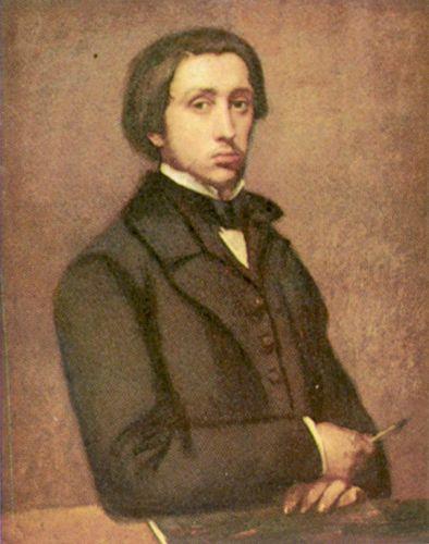 Edgar degas peintre biographie edgar degas oeuvres degas for Biographie artiste peintre