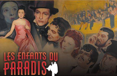 Les Enfants du Paradis exposition Paris 2012-2013 - Expo Enfants du Paradis Cinémathèque Paris