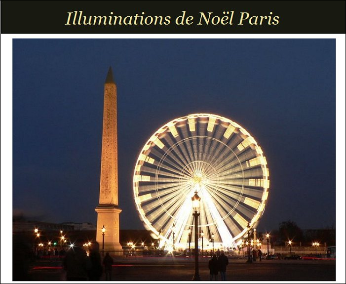 Illuminations de no l paris 2012 illuminations no l 2012 champs elys es paris - Illumination noel paris ...