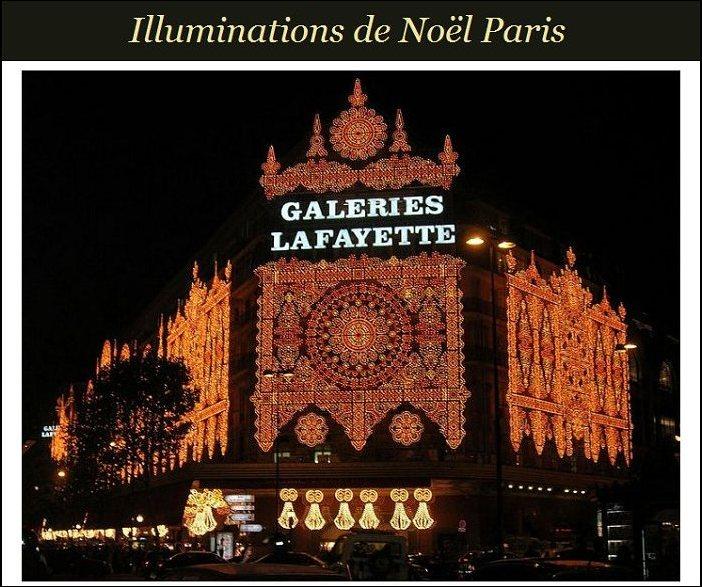 Illuminations de no l paris 2012 illuminations no l 2012 - Illumination noel paris 2017 ...