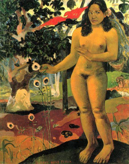 peinture Gauguin
