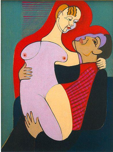 peinture Kirchner