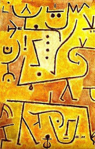 Paul Klee Peintre Biographie Klee Oeuvres D Art Tableaux