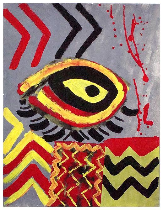 Peintures gouaches galerie de peintures la gouache for Peinture peinture