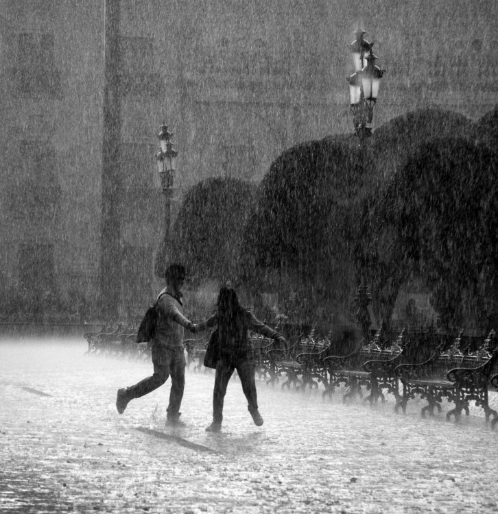 "Beautiful Essay on ""A Rainy Day"""